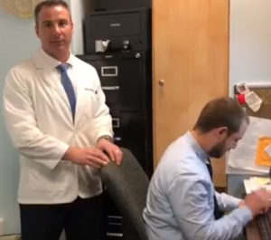 Springfield Chiro Reveals His Life Hack for Neck and Shoulder Pain